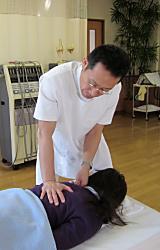 肋間神経痛の治療