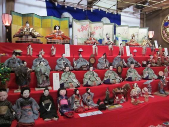 ひな祭り人形