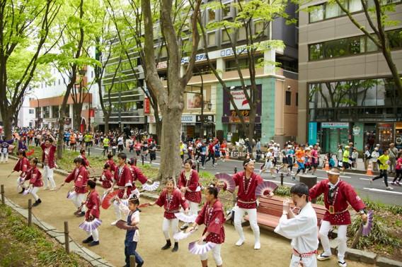 1仙台国際ハーフマラソン
