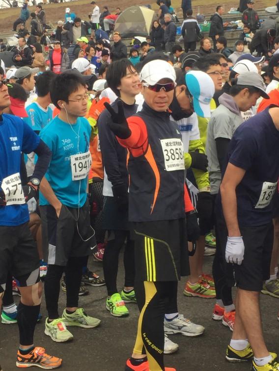 東京赤羽ハーフマラソン大会