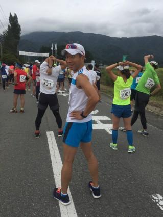 白鷹若鮎マラソン