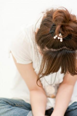 夏は自律神経の不調から肩こりの女性患者さんが急上昇中。その原因は・・・
