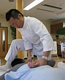 五十肩の治療