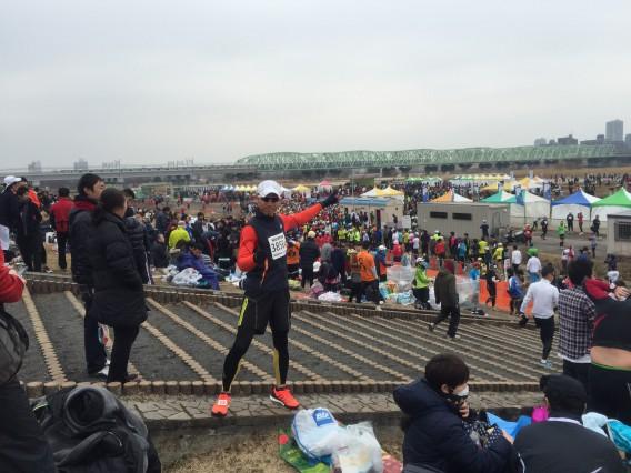 東京赤羽ハーフマラソン