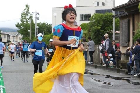 さがえさくらんぼマラソン