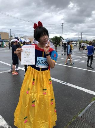 さがえさくらんぼマラソン大会