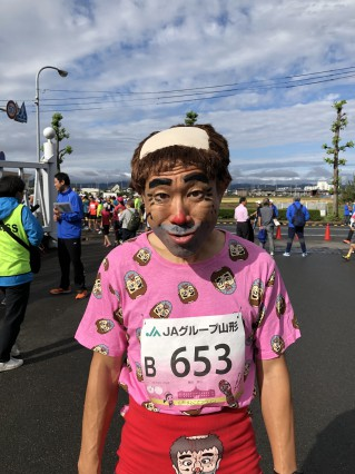 山形まるごとマラソン2019