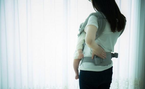 産後の腰痛、それは一時的なホルモンバランスの低下からなんです!そこで・・・
